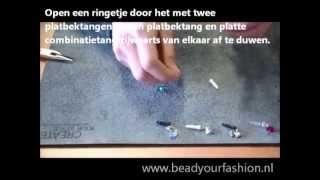 Sieraden maken -- Mini DIY project 4: Anti-dust plug maken Thumbnail