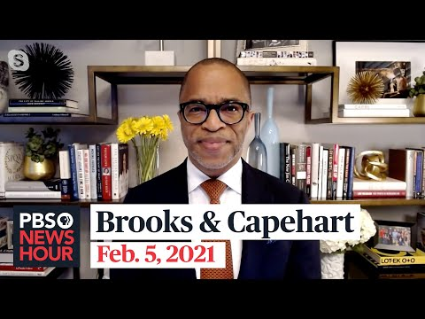 Brooks and Capehart on the Republican Party's identity crisis