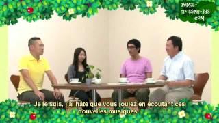 Animal Crossing 3DS Nouveautés Officielles Vostfr v.2