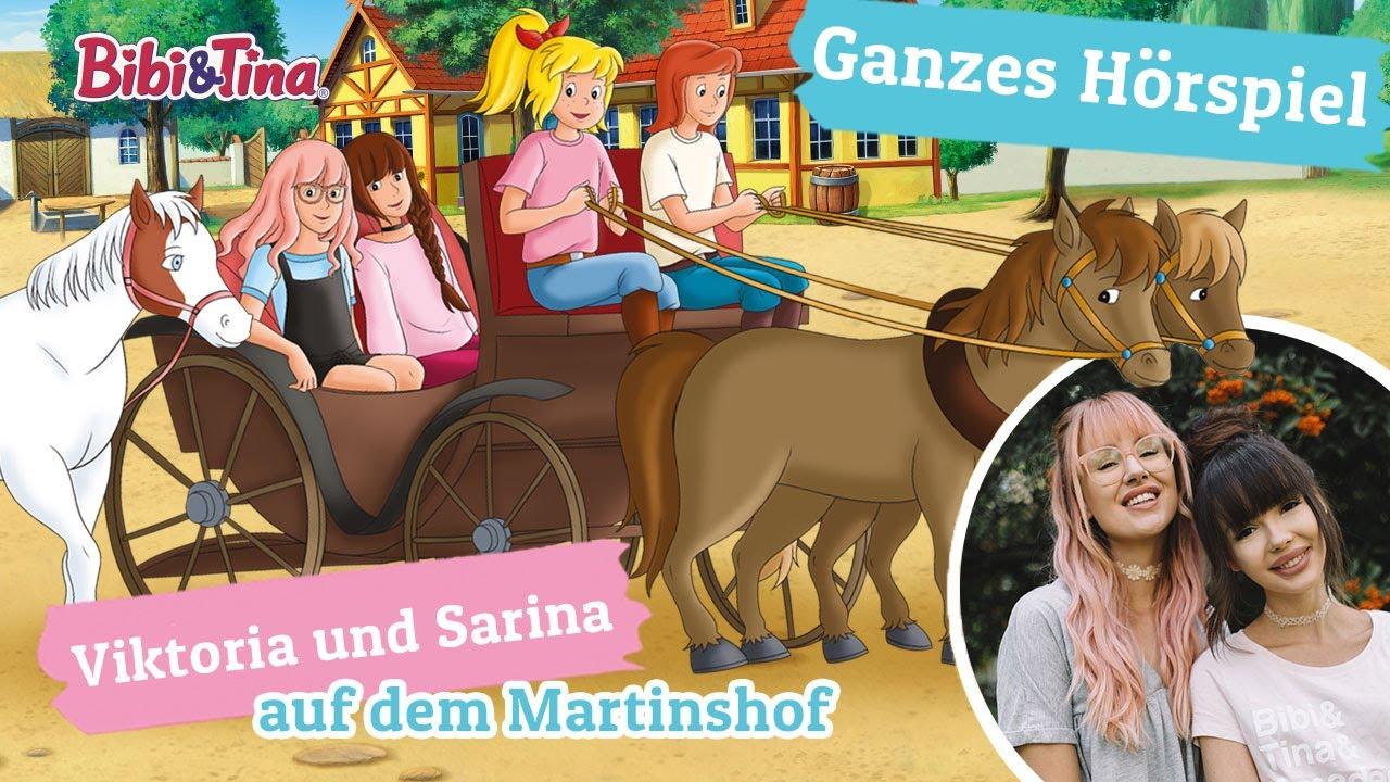 Bibi Tina Viktoria Und Sarina Auf Dem Martinshof Gasthorspiel In Voller Lange Youtube