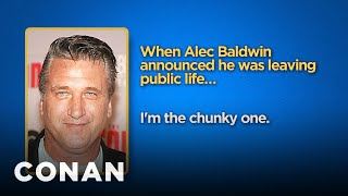 Celebrity Survey: Larry King, Daniel Baldwin Edition