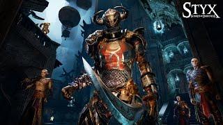 STYX 2 : Shard of Darkness | Обзор и прохождение игры | Game Play | Let's Play #5
