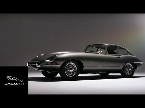Jaguar Classic | E-type Series 1 Reborn