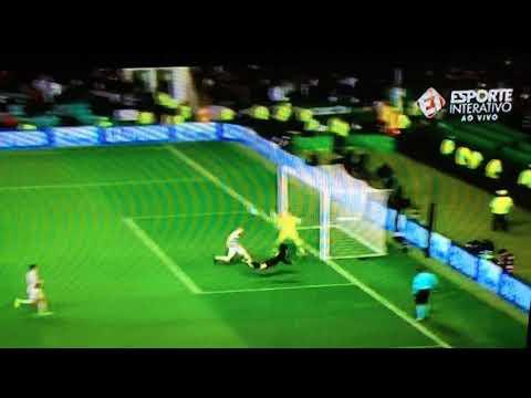 Celtic 0 x 5 PSG Cavani faz golaço de Cabeça!!