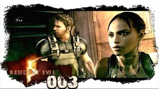 [Resident Evil 5 Koop] mit ❤ Alice LP ❤ / Part #003 \ Teamwork [FULL HD] [GERMAN]