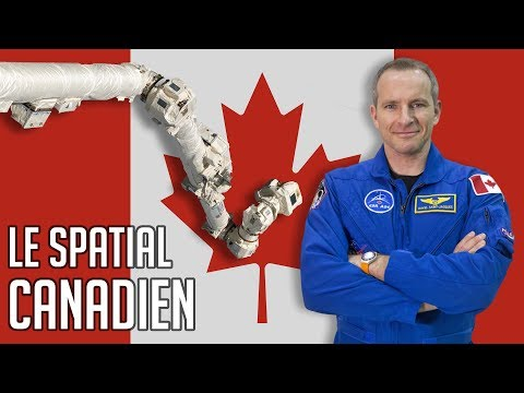 🚀 🇨🇦 L'Histoire Du Spatial CANADIEN (avec Un Astronaute Invité 😊)