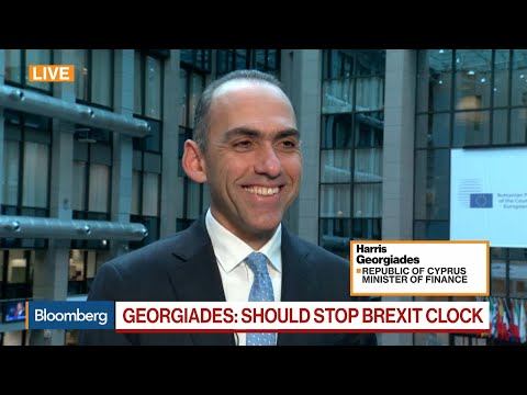 We Should Stop the Brexit Clock, Says Republic of Cyprus Finance Minister