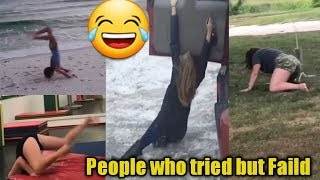 People Who Tried, but FAILED! Funniest Fails | Fails 2019