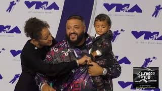 DJ Khaled at the 2017 MTV Video Music Awards at The Forum in Los Angeles