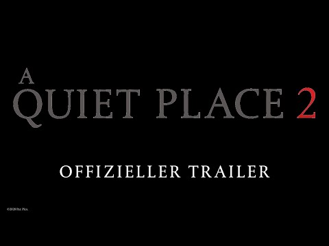 A QUIET PLACE 2 | OFFIZIELLER TRAILER | Paramount Pictures Germany