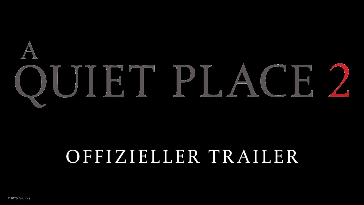 Download A QUIET PLACE 2 | OFFIZIELLER TRAILER | Paramount Pictures Germany