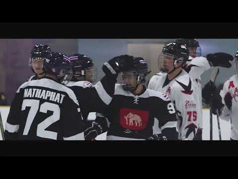 Thailand vs. Singapore - 2018 IIHF Ice Hockey Challenge Cup of Asia