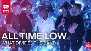 What Divides All Time Low? | iHeartRadio Music Festival 2017 Interview