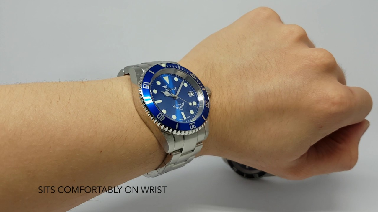 watch watches teknys review squale knife youtube atmos beretta