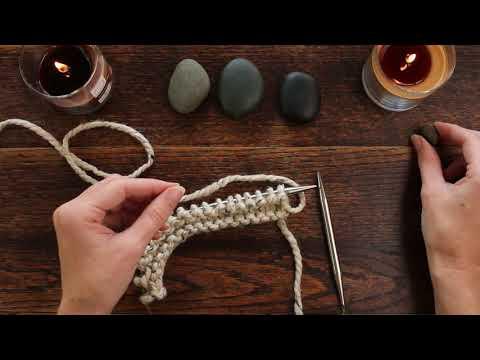 Meditation Knitting Video Series : Introduction