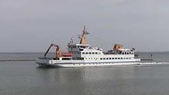 Fähre von Neßmersiel nach Baltrum 24.07.19