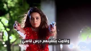 المرأة الخارقة تظهر في مسلسل للعشق جنون