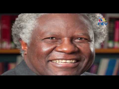 Funeral service for the late academician Professor Calestous Juma held in Nairobi