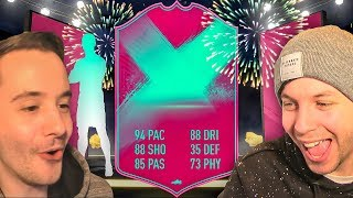 OMG I PACKED ANOTHER INSANE FUT BIRTHDAY CARD!!! - FIFA 19 ULTIMATE TEAM PACK OPENING
