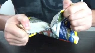 How To Rip a Phonebook in Half With Your Bare Hands