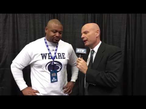 Tyoka Jackson On The Big Ten Championship
