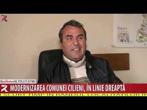 Modernizarea Comunei Cilieni, în Linie Dreaptă