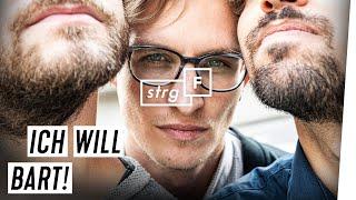Bart-Wahnsinn - Was bringen Minoxidil, Barttransplantation und Co.? | STRG_F