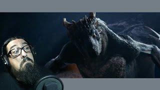 He's a Dragon (Он Дракон) Trailer REACTION