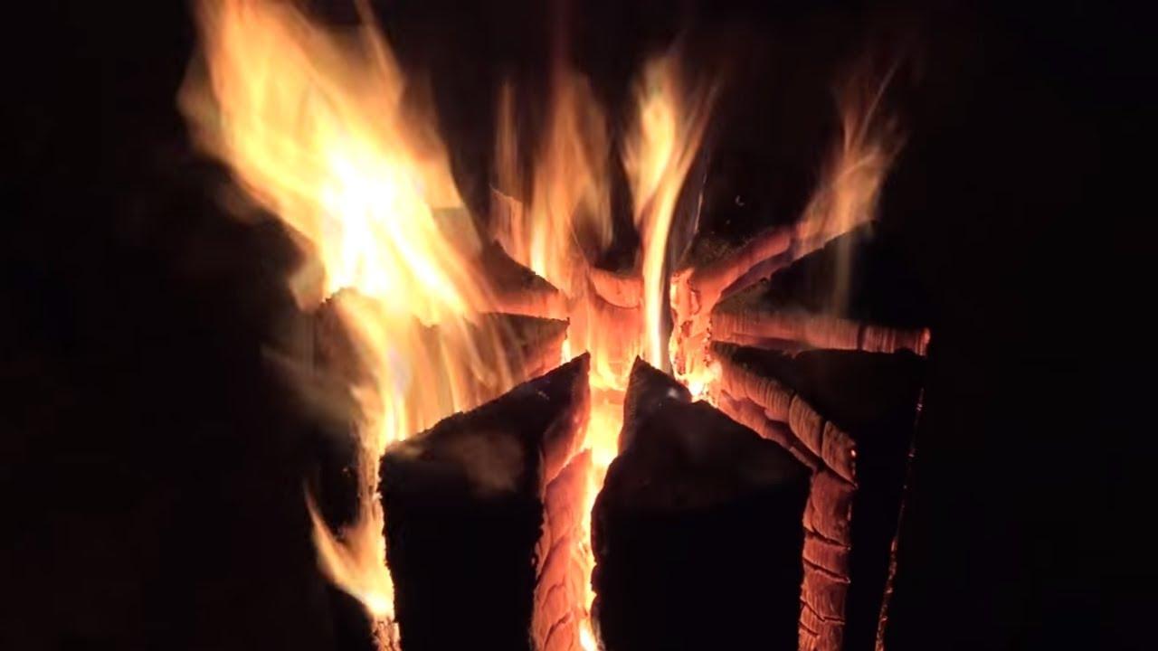 Шведский факел, пикник для сына и моя новая бензопила Husqvarna 365
