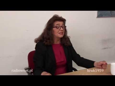 Dr Ewa Kurek - Stosunki polsko-żydowskie, Akademia WNET, 25.04.2015r.