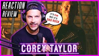 """Corey Taylor """"CMFT Must Be Stopped"""" (feat. Tech N9ne & Kid Bookie) - REACTION / REVIEW"""