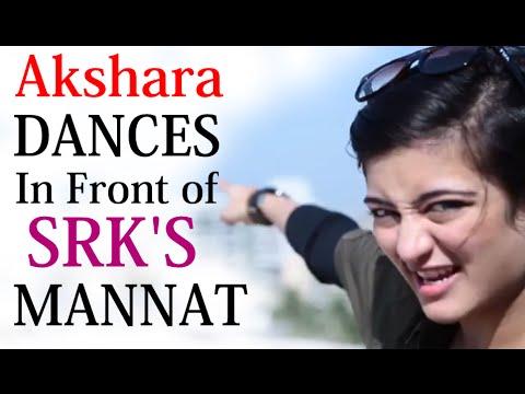 Akshara Haasan Exclusive DANCE For Shahrukh Khan