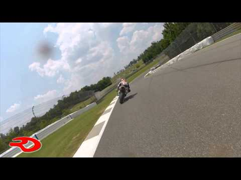 Hot lap with Jake Lewis at Barber Motorsports Park