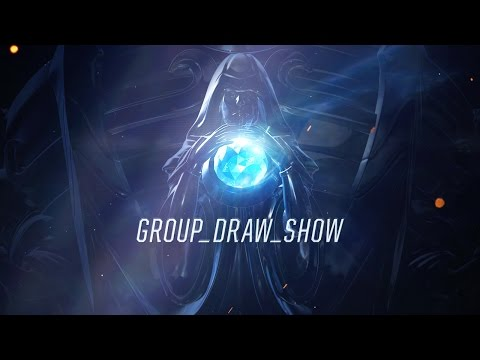 2016 Worlds Group Draw Show