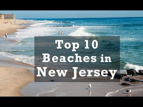 Top 10 Beaches In New Jersey #ExploreWithKirti