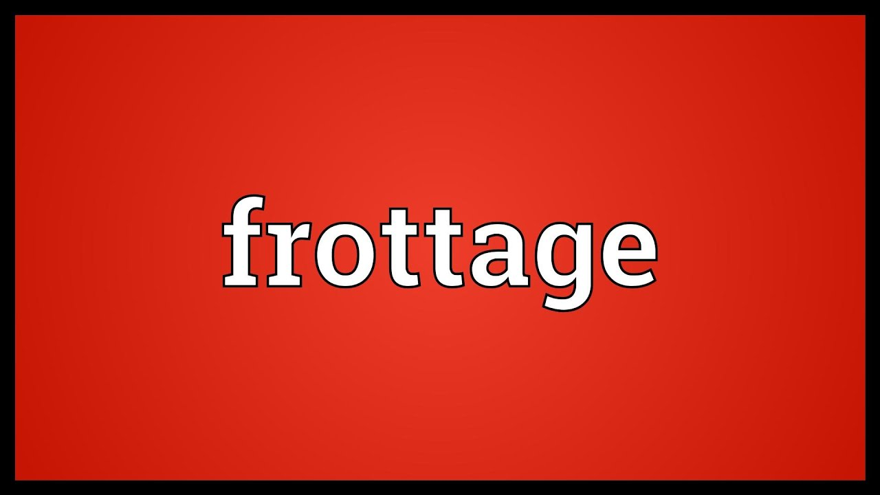 Can You Get Hiv From Frottage