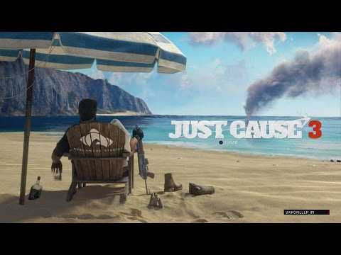 JUST CAUSE 3 - GUIA - PARTE 1