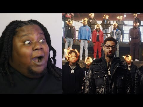 PnB Rock – Rose Gold (feat. King Von) [Official Music Video] REACTION!!!