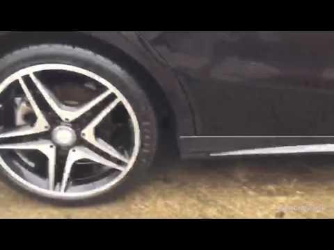 MERCEDES CLA CLA220 CDI AMG SPORT BLACK 2013