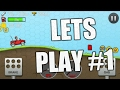 Hill Climb Racing Let´s Play #1 - MaikyTV