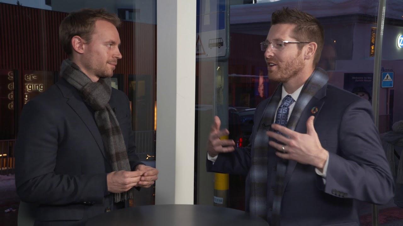 Hub Culture Davos 2018 - Jonathan Hoeflinger, President of ShareMeister