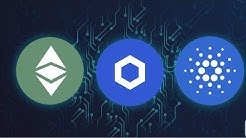 Cardano Resistance Ahead; Chainlink Joins Klaytn; Ethereum Classic Interoperability