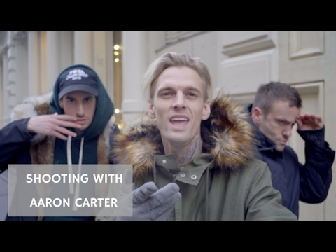 AARON CARTER IS BACK
