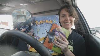Yard Sale Haul - Tons of Pokemon Stuff!   GamerCatnip