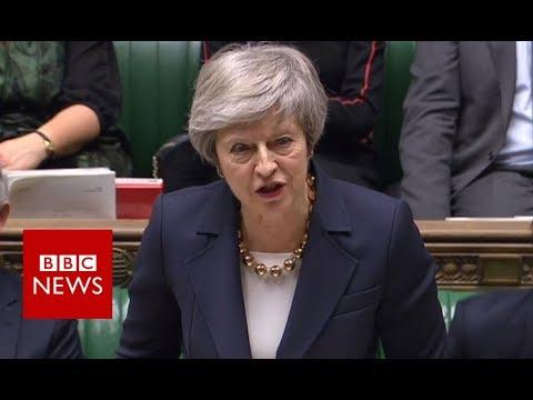PM: Second referendum 'would exacerbate divisions' - BBC News
