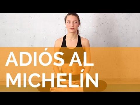 Yoga. Adiós al Michelin.