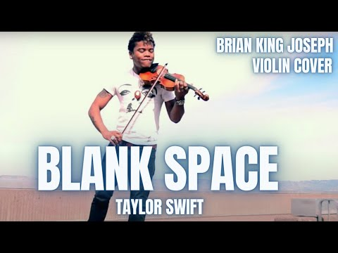 Blank Space - Taylor Swift (VIOLIN COVER)