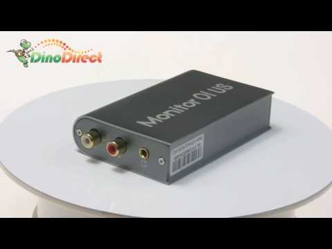 MUSILAND Moniter 01 US Digital HIFI USB Sound Card