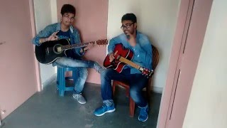Cover of Bheegi Bheegi si hai Raaten(Gangster)(HINDI+BENGALI) by Abhi4u and Sayak_D_R*