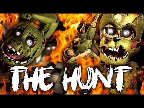🎶 [SFM/FNAF] The Hunt 🎶  (FLASHING SCREENS)